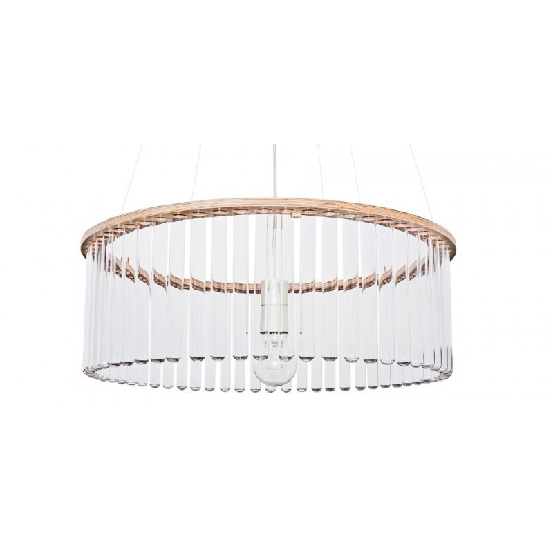Maria SC Test Tube Chandelier - Single