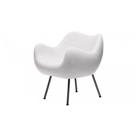 RM58 Armchair - Matte White