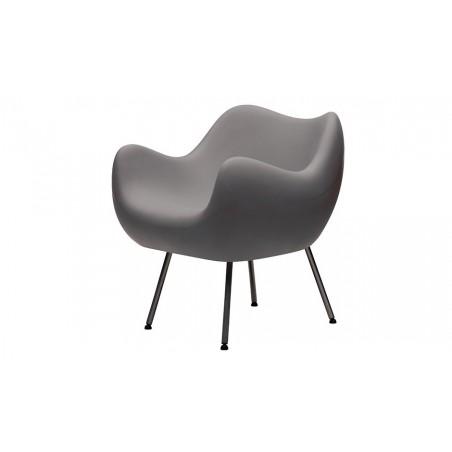 RM58 Armchair - Matte Grey
