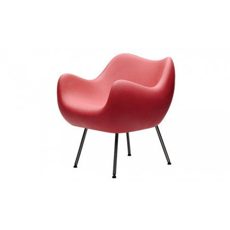 RM58 Armchair - Matte Red