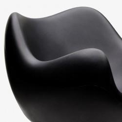VZOR RM58 V & A Armchair - Matte Black