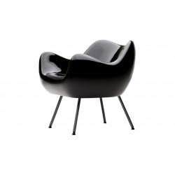 VZOR RM58 Armchair - Glossy Black
