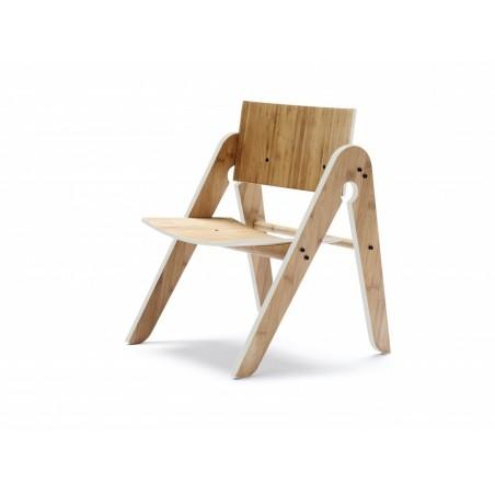 Geo's Lilly's Chair - Light Grey