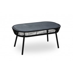 Vincent Sheppard Loop Coffee Table - Black