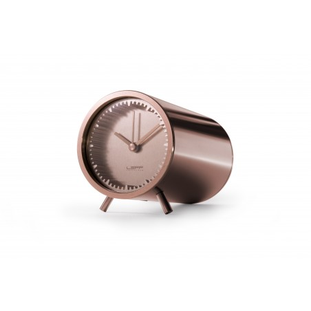 Leff Piet Hein Eek - Tube Clock - Copper