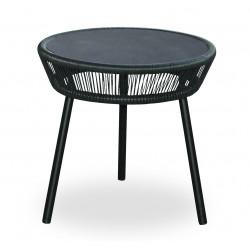 Vincent Sheppard Loop Side Table Black