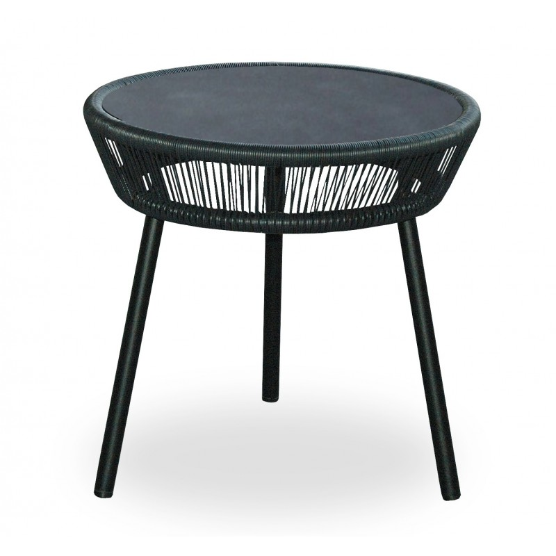 Vincent Sheppard Loop Side Table Black