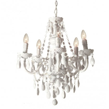 Espiritus Black Chandelier