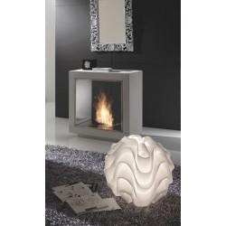 Pietra White Floor Lamp