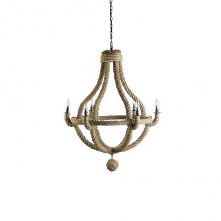 Big Diamond pendant lamp By Leitmotiv
