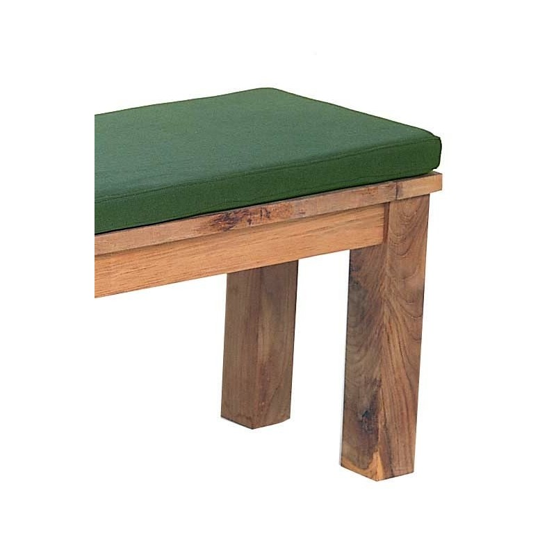 Positano Outdoor Teak Bench 190cm