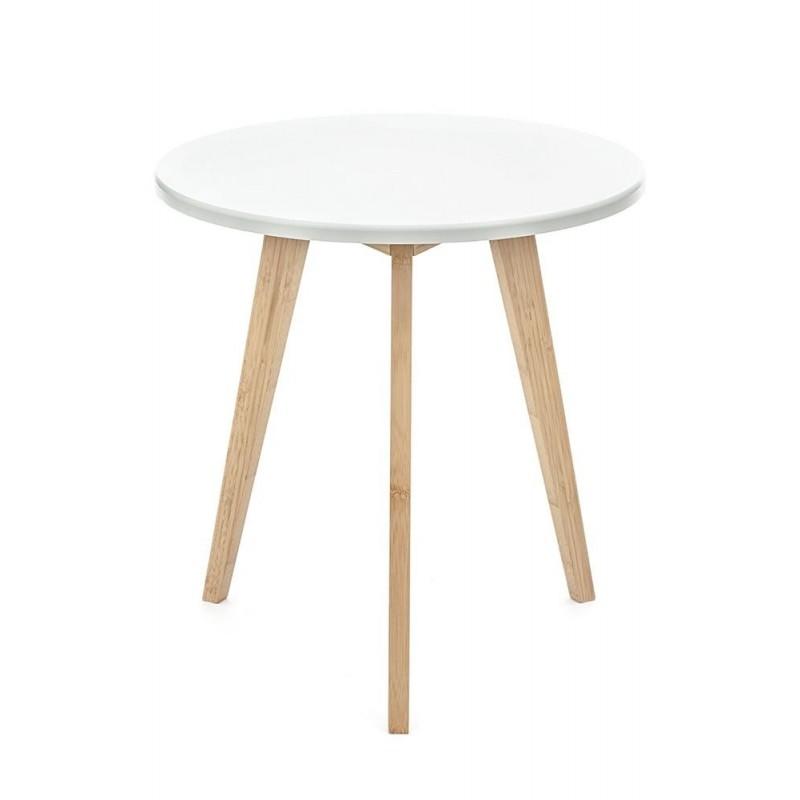 Duplo White Oak Table Set