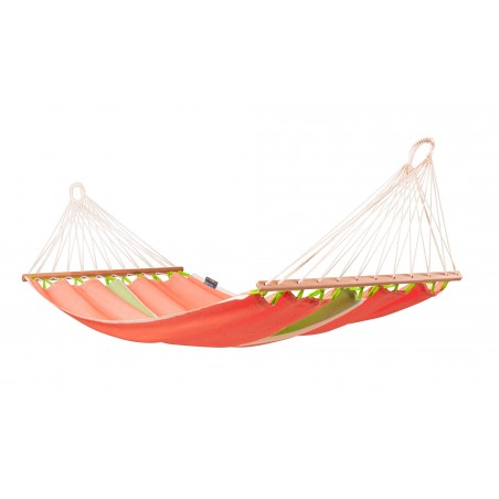 La Siesta Single Hammock with Spreader Bars - Fruta Mango