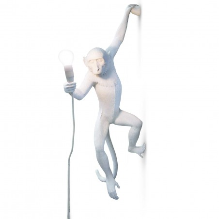 Monkey Hanging Wall light - H 76,5 cm - Seletti