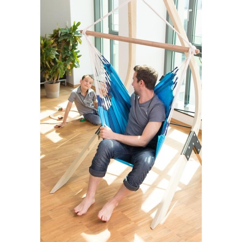 Hammock Chair Basic ORQUIDEA - Lagoon