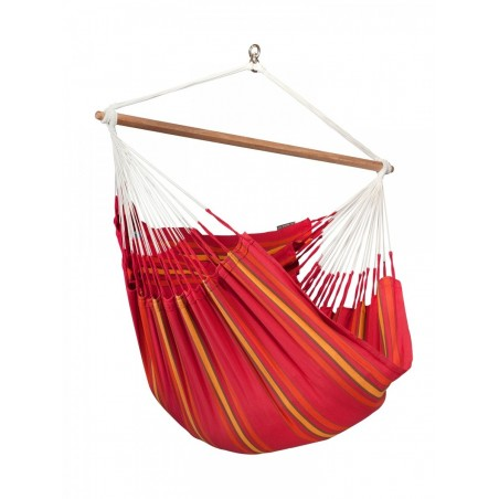 Hammock Chair Lounger - CURRAMBERA Cherry