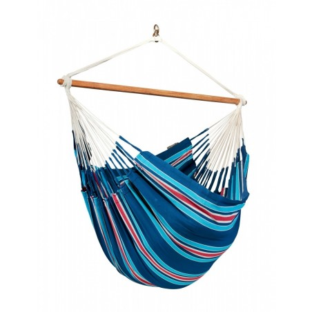 Hammock Chair Lounger CURRAMBERA blueberry