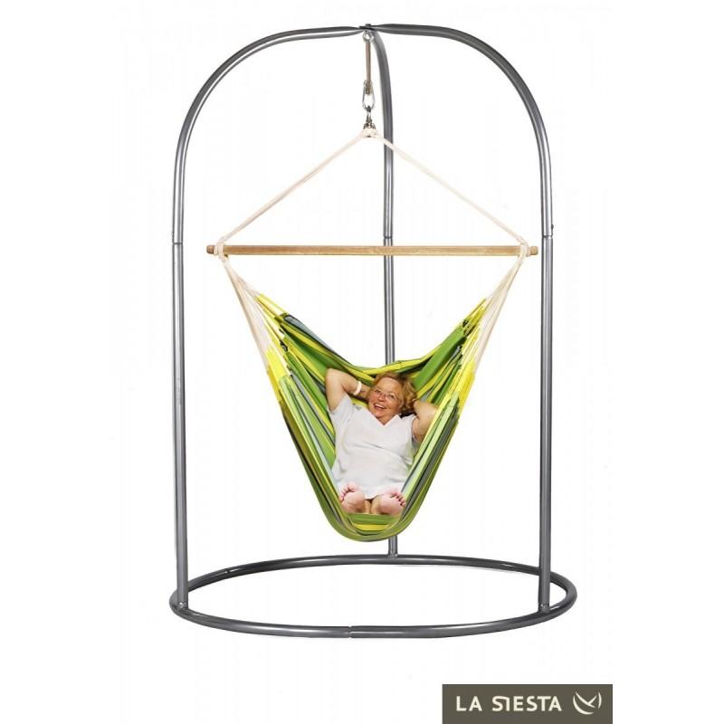 Hammock Chair Lounger CURRAMBERA kiwi