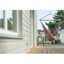 Hammock Chair Lounger HABANA chocolate