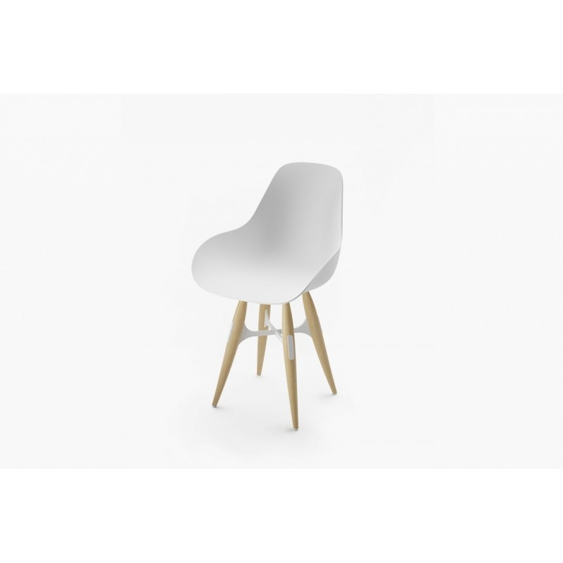 Kubikoff Zigzag Dimple Closed Chair
