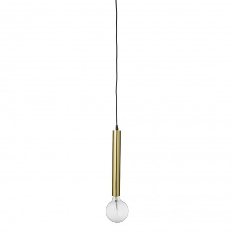 Bloomingville Pendant, Brass Plating