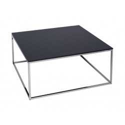 Incredible Kensal Square Coffee Table Black Glass Top Beutiful Home Inspiration Xortanetmahrainfo