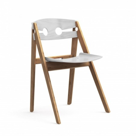 Dining Chair - White by We Do Wood