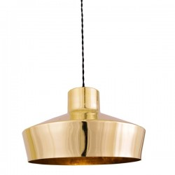 Elegance Brass Pendant Light