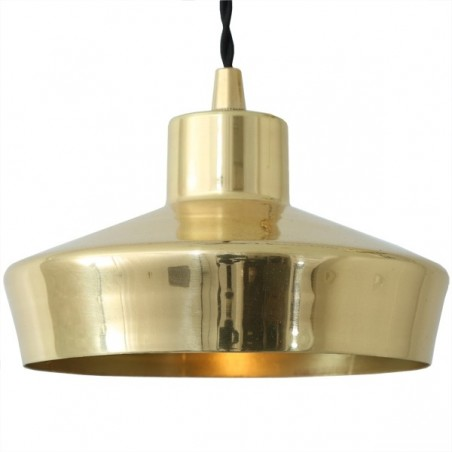 Mullan Lighting Splendor Brass Pendant Light
