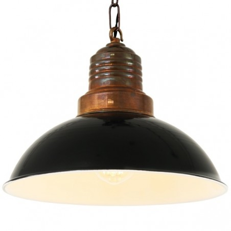 Mullan Lighting Abele Modern Factory Pendant
