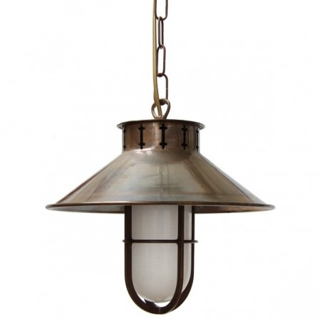 Mullan Lighting Brady Fisherman Pendant