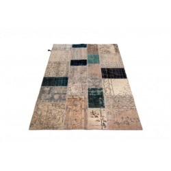 Massimo Handwoven Antique Multi Vintage Rug - 3 Sizes