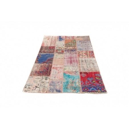 Handwoven Vintage Rug-170 x 240 - Antique Multi