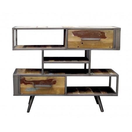 Flotsam Nordik Buffet 3 Shelf 2 Drawers