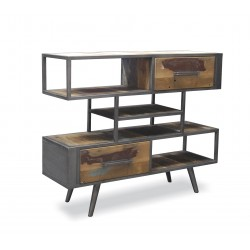 Flotsam Nordik Buffet 3 Shelf 2 Drawers