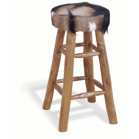 Tribal Tall Bar Stool