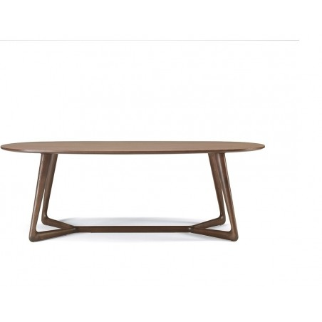 Pacini e Cappellini Cover Oval Dining Table - 200 CM x 100 CM