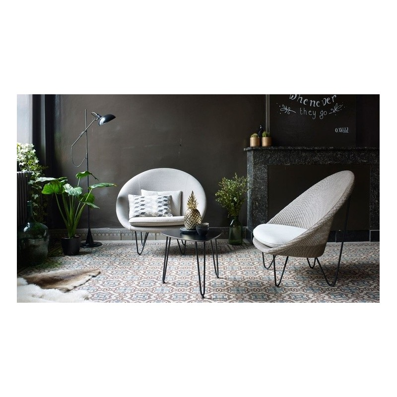 Vincent Sheppard Rozy Table Small| Black