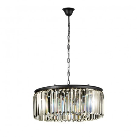 Crystal Prisms Chandelier