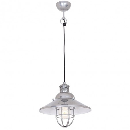 Culinary Concepts Ships Pendant Light - Chrome