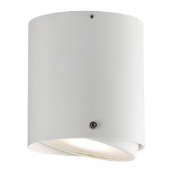 White Ceiling Bathroom Lamp