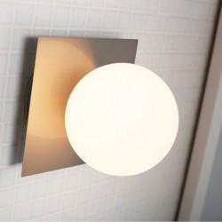 Bathroom Chrome Wall Lamp
