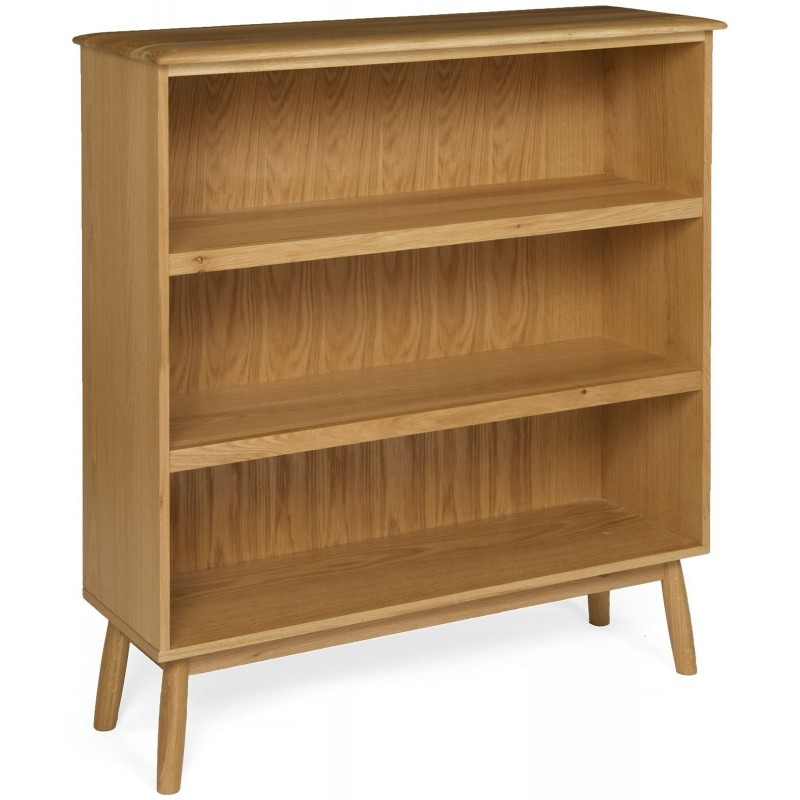 The Fifties Bookcase - Oak