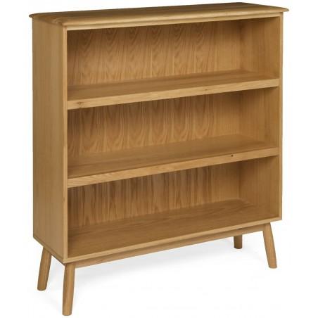 The Fifties Bookcase - Oak