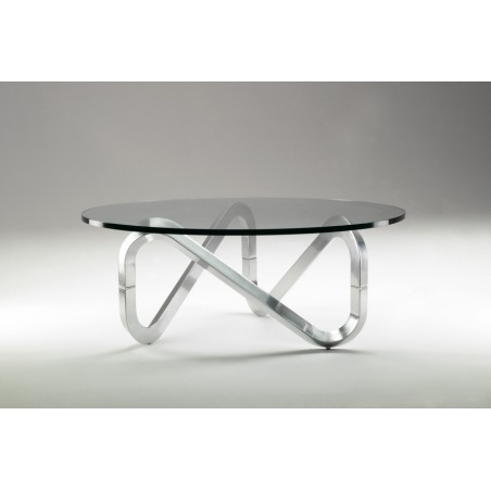 Kubikoff Libra Coffee Table - Aluminium Base