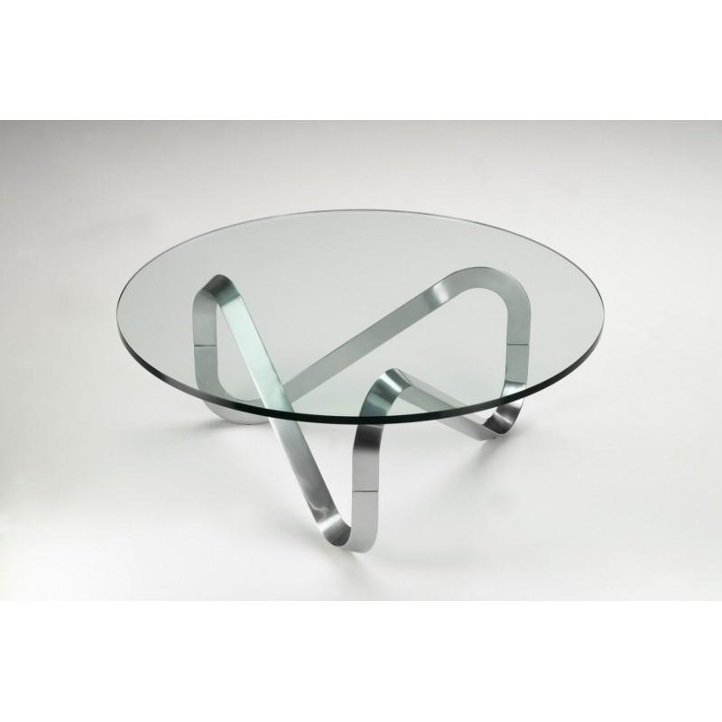 Kubikoff Libra Coffee Table - Aluminium Base