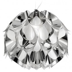 Zanini de Zanine Flora Small Suspension Lamp | Silver | Copper | Gold