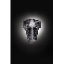 Zaha Hadid Aria Suspension Lamp | Black