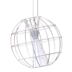 Innermost Latitude Ceiling Lamp|white | Black| Red