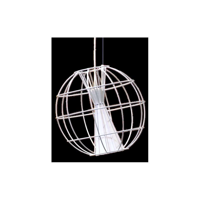 Innemorst Parasol Table Lamp |white|Black!Red